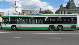 фото автобус голаз