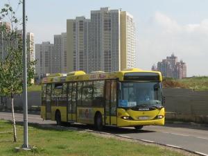 Автобус scania omnilink cl94ub 632 модель с