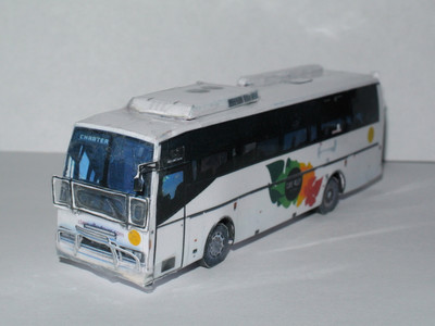 MCA Marathon Coach model
